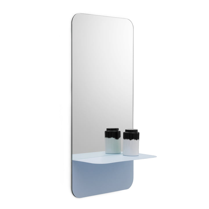 Horizon Mirror by Normann Copenhagen in vertical