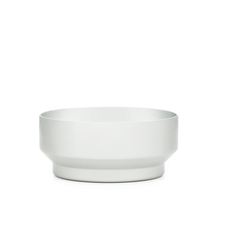 Normann Copenhagen - Meta Bowl Ø 16 cm, high, silver