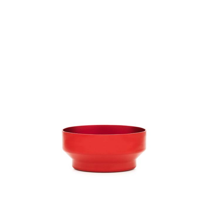 Normann Copenhagen - Meta Bowl, Ø 13 cm, red