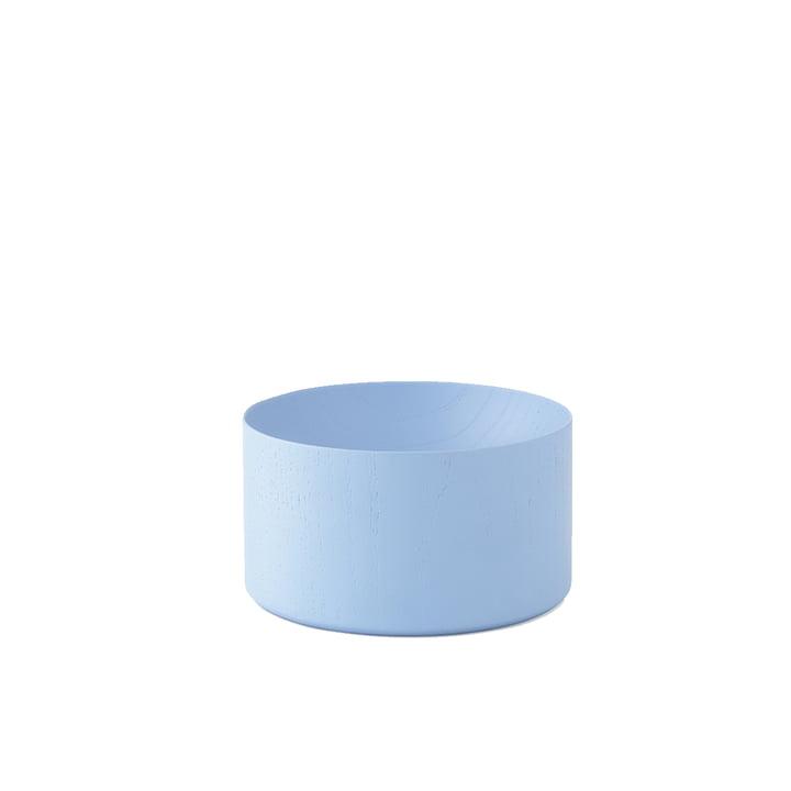 Moon Tray Medium by Normann Copenhagen in Powder Blue