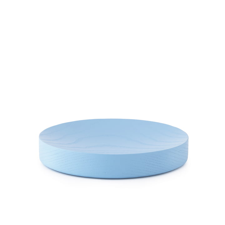 Moon Tray Large by Normann Copenhagen in Powder Blue