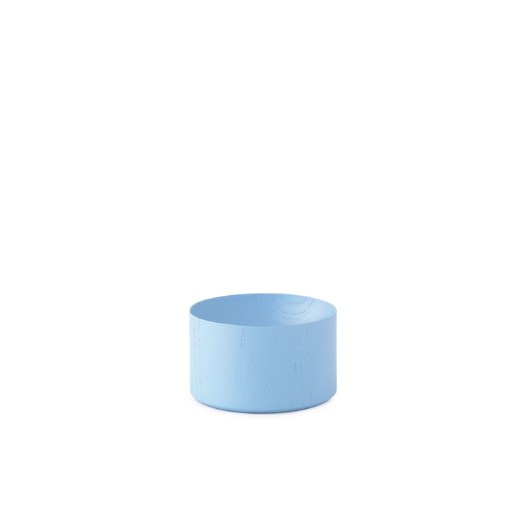 Moon Tray Small by Normann Copenhagen in Powder Blue