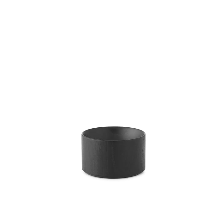 Moon Tray Small by Normann Copenhagen in Black