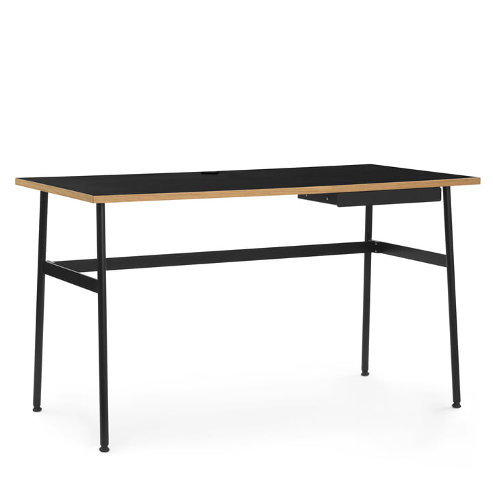 Journal Desk by Normann Copenhagen in Black