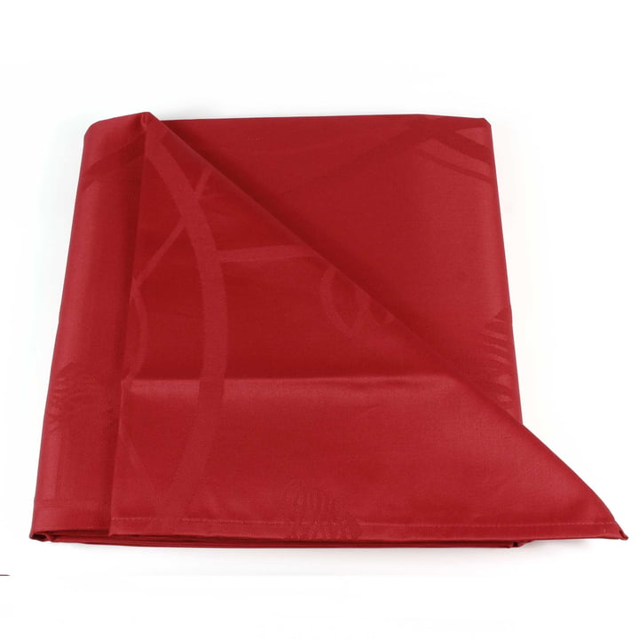 Stelton - Tangle Tablecloth, 140 x 270 cm, red