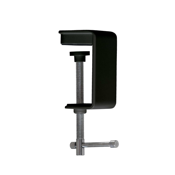 Table clamp for NJP Table Lamp by Louis Poulsen in Black