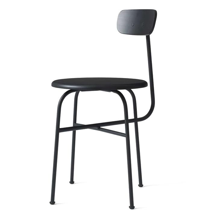 Afteroom Dining Chair 4, black by Menu
