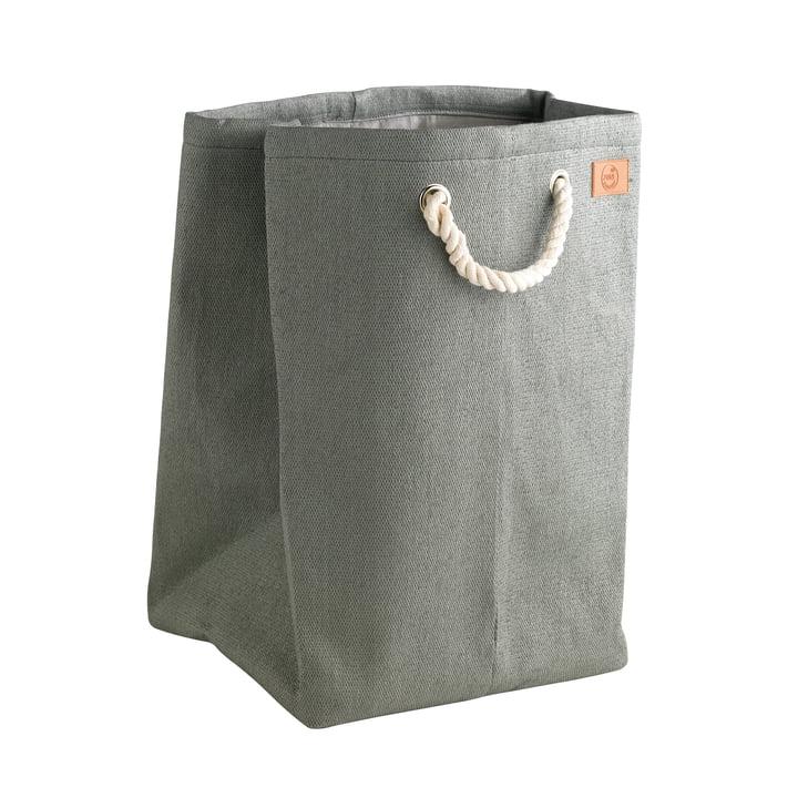 Laundry basket by Zone Denmark in Grey