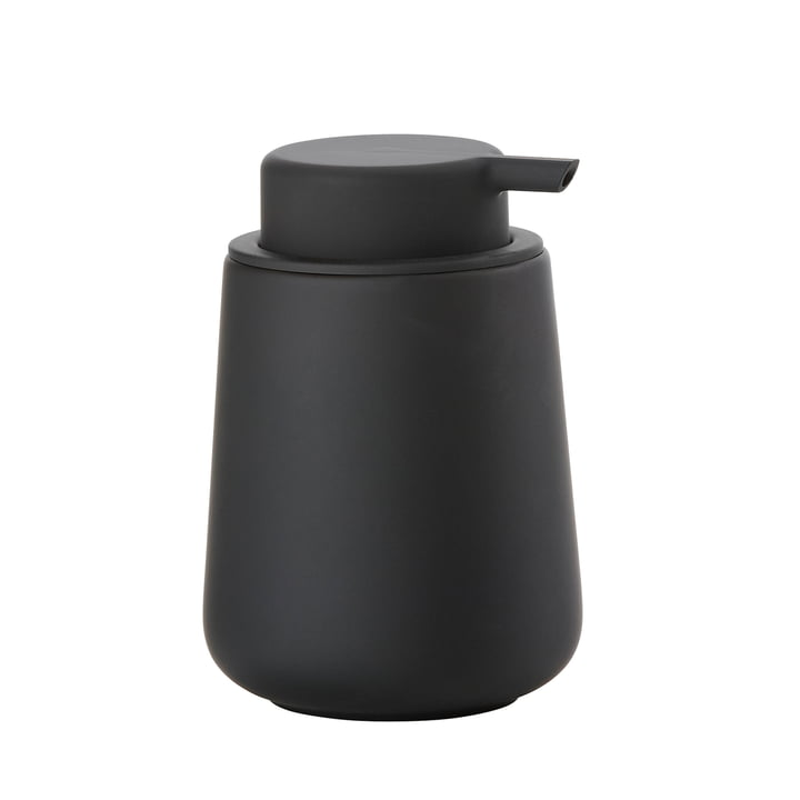 Nova One Soap Dispenser by Zone Denmark in Black