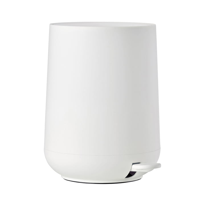 Nova Pedal Bin 5 L by Zone Denmark in White