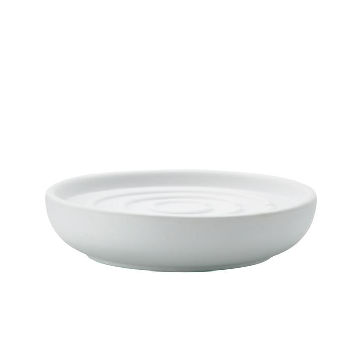 Nova Soap Dish by Zone Denmark in white
