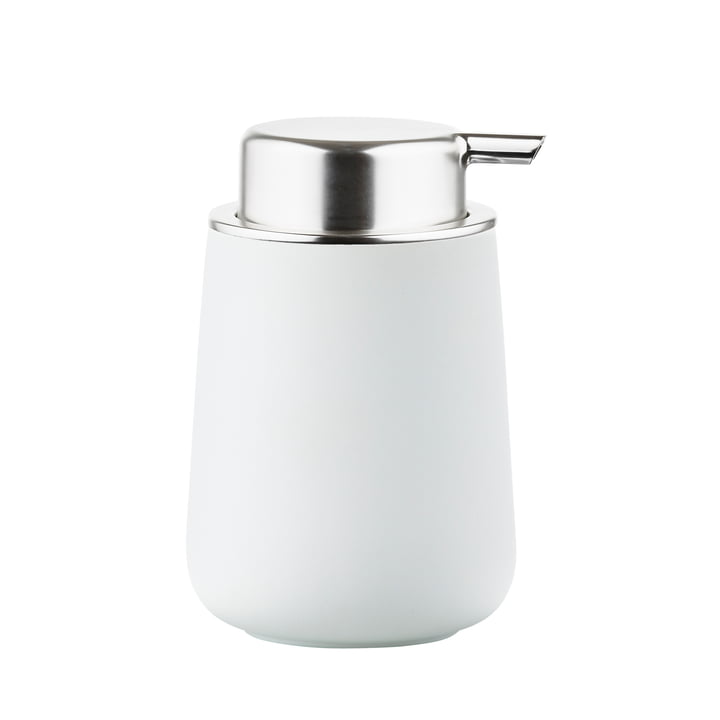 Nova Soap Dispenser by Zone Denmark in White