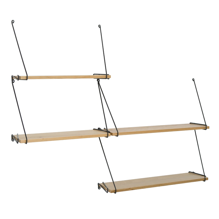 The Dhochzwei - Wire Shelf, Set 4