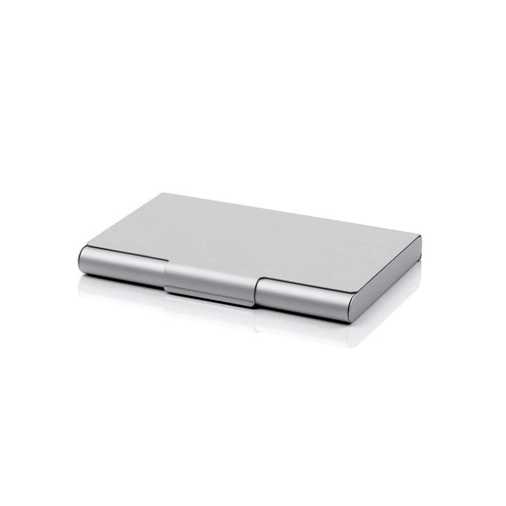 Card Box by Lexon in Aluminium