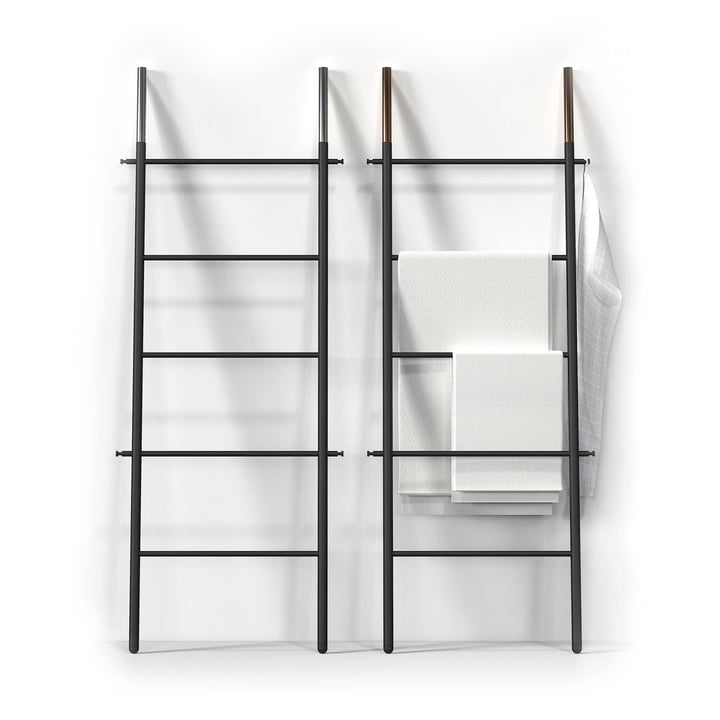The Frost - Bukto Ladder in black / polished