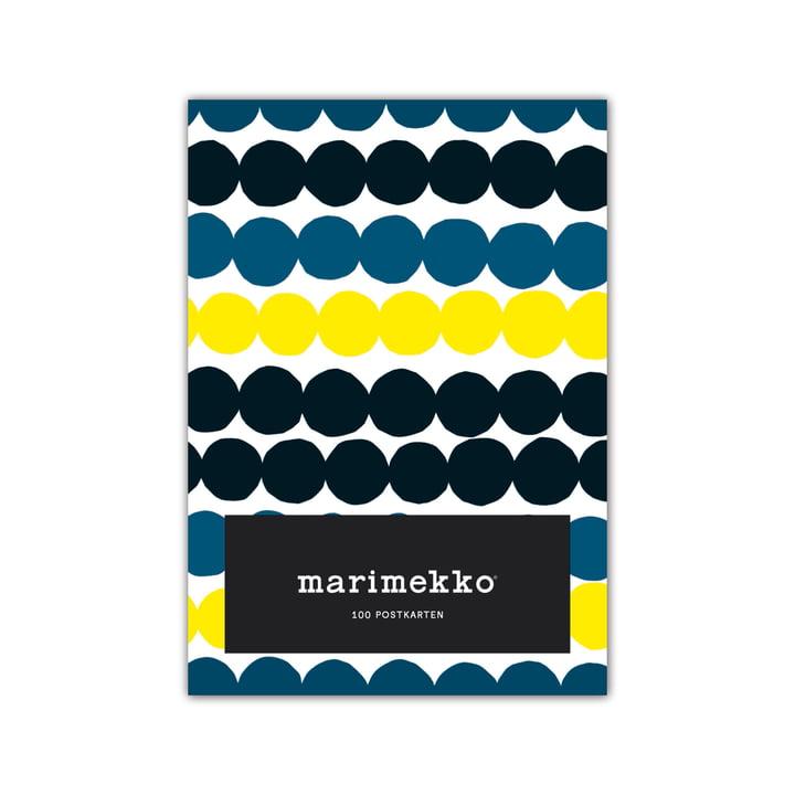 Marimekko Postcards Box from DuMont Buchverlag