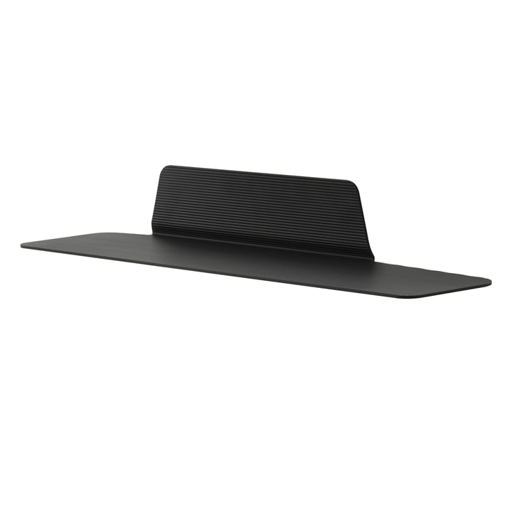 Jet Shelf 80 cm by Normann Copenhagen in Black