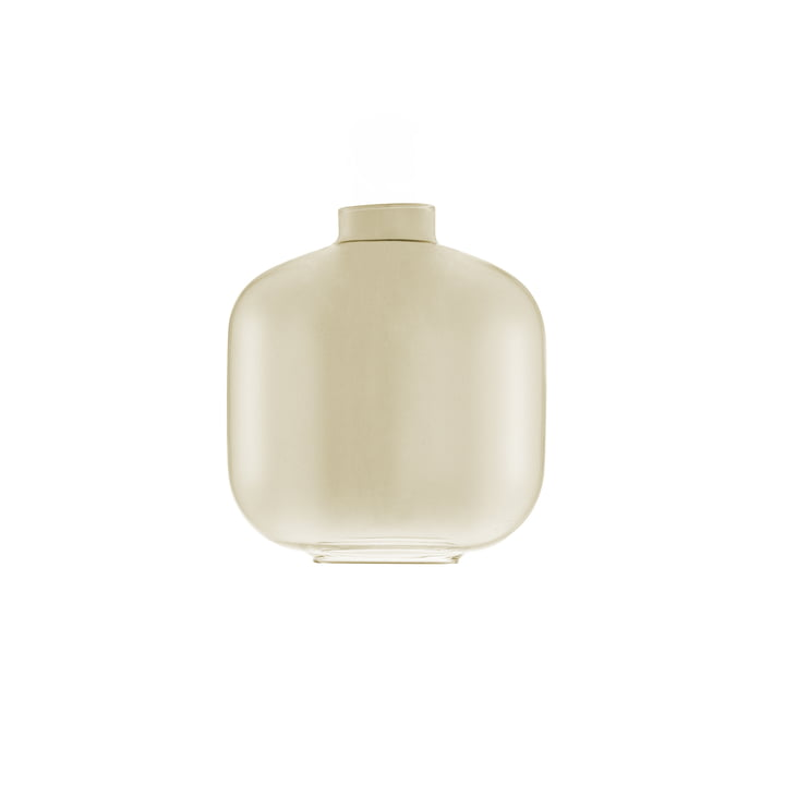 Replacement Glass for Amp Pendant Lamp small by Normann Copenhagen in Gold