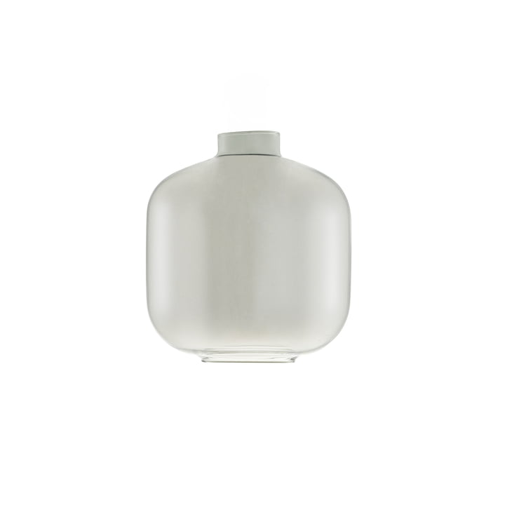 Replacement Glass for Amp Pendant Lamp small by Normann Copenhagen in Smoke / Black