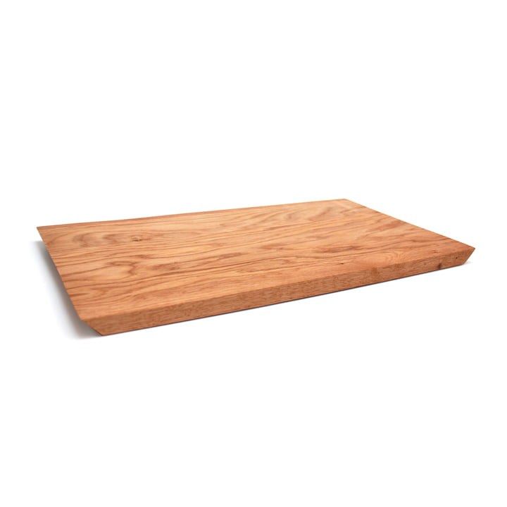 The Raumgestalt - Oak Chopping Board, medium, bright oiled