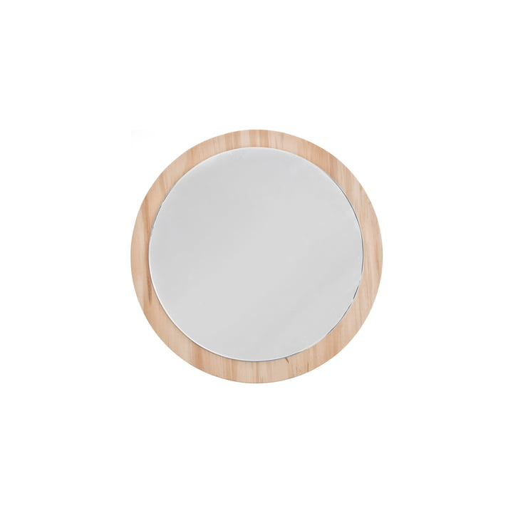 Wall Mirror Ø 18 cm by Bloomingville