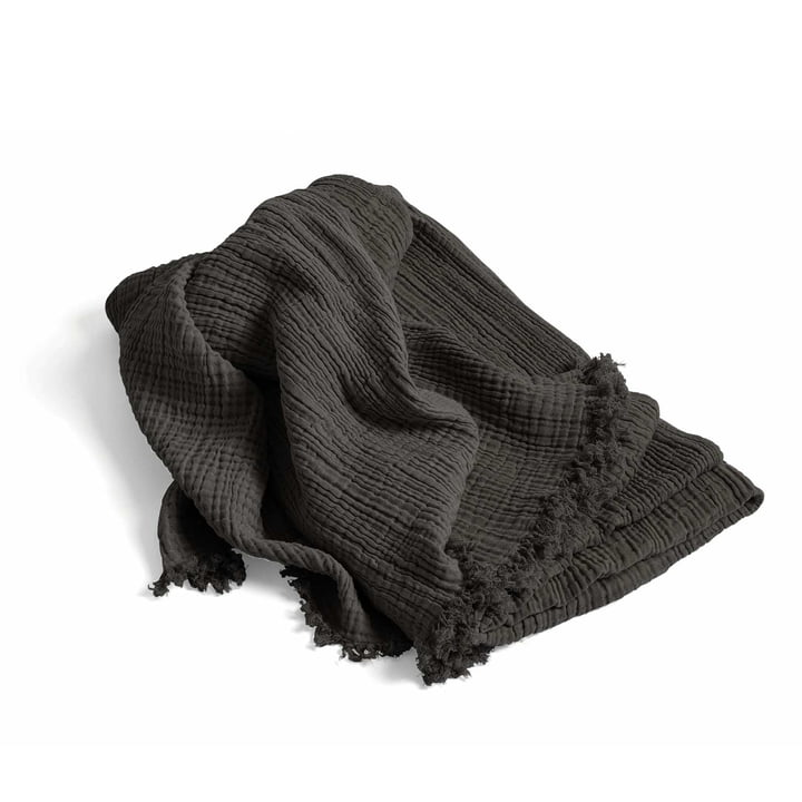 Crinkle Cover from Hay in anthracite
