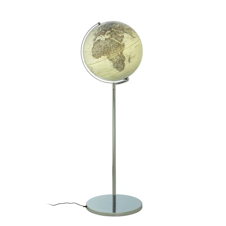 emform - Standing globe Sojus, silver