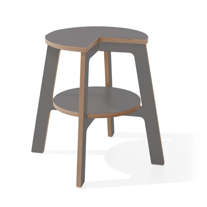 Müller Möbelwerkstätten - Walker Stepstool, anthracite