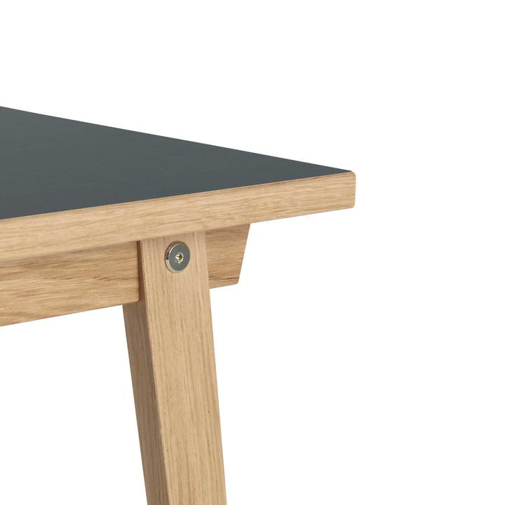 Normann Copenhagen - Slice table linoleum