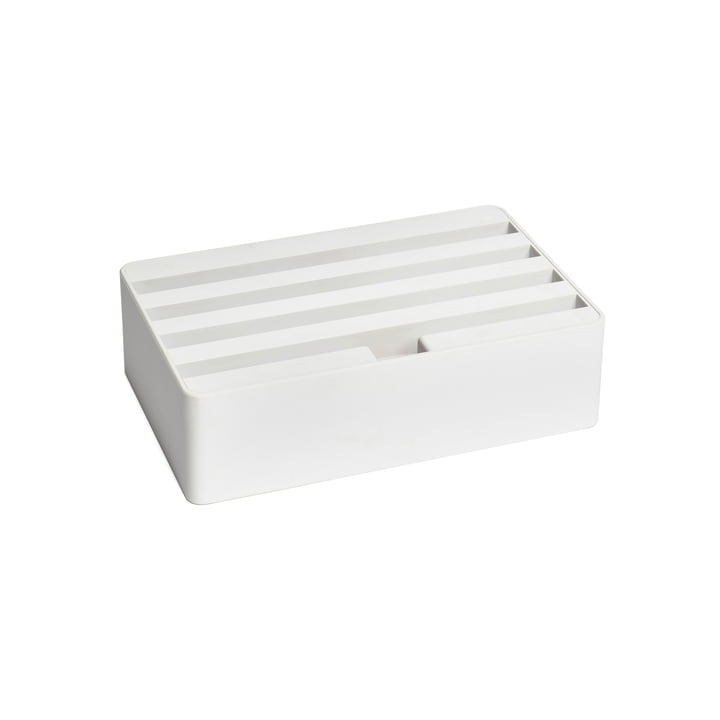 AllDock - AllDock charging station Medium, white