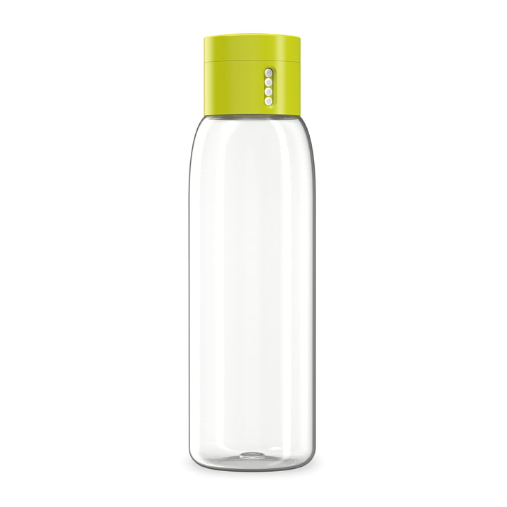 Dot Water Bottle by Joseph Joseph in Green