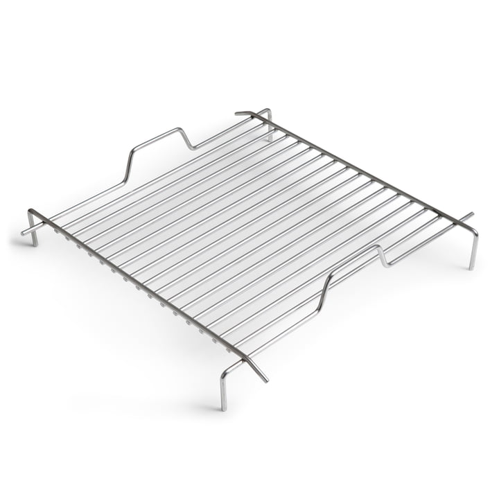 Cube Grill Grate with Fire Basket by Höfats