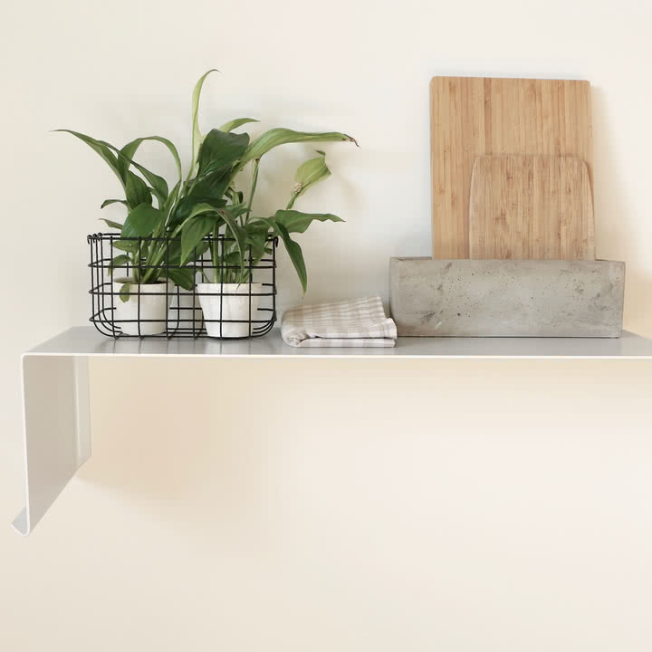 Shelve01 left by Nichba Design in white