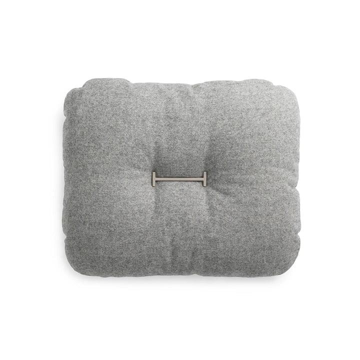 Normann Copenhagen - Hi Cushion wool 50 x 60 cm, grey