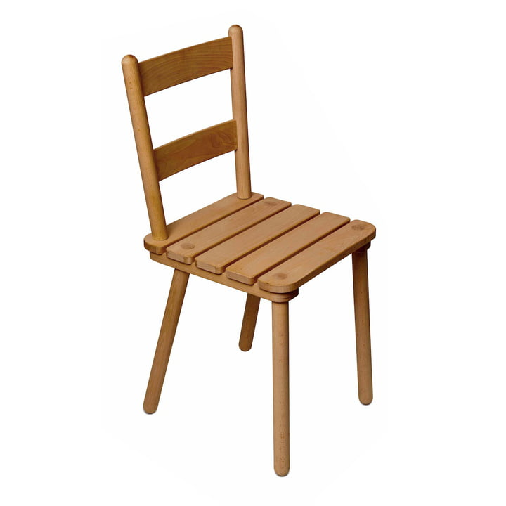 Auerberg - Wirtshaus Chair, h 64 cm, oak