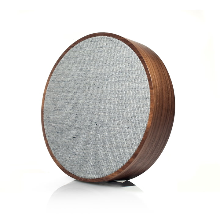 ART Orb by Tivoli Audio in Walnut / Grey