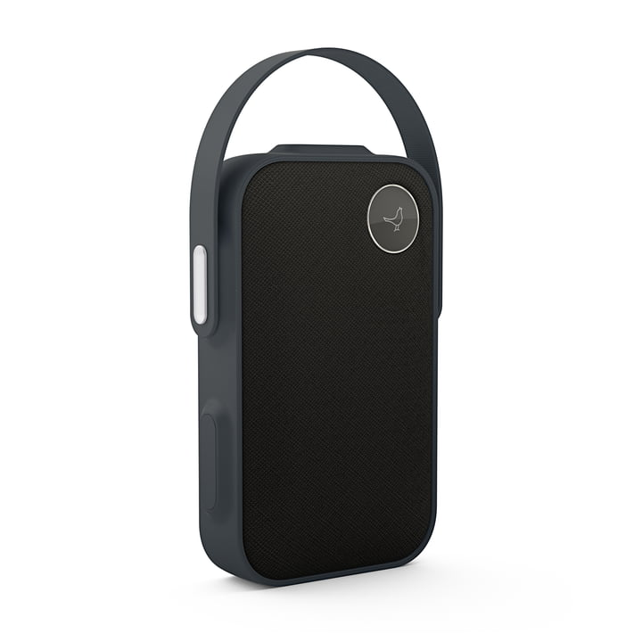 The Libratone - One Click Bluetooth Speaker in Graphite Grey