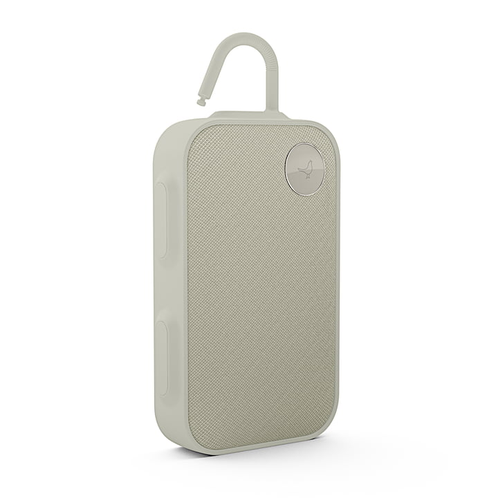 The Libratone - One Click Bluetooth Speaker in Cloudy Grey