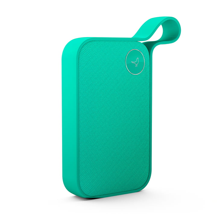 The Libratone - One Style Bluetooth Speaker in Caribbean Green
