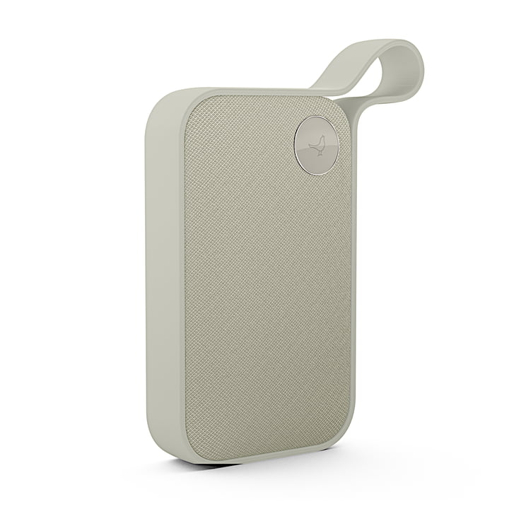 The Libratone - One Style Bluetooth Speaker in Cloudy Grey