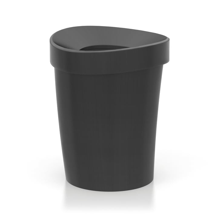 Happy Bin, Large by Vitra in Basic Dark