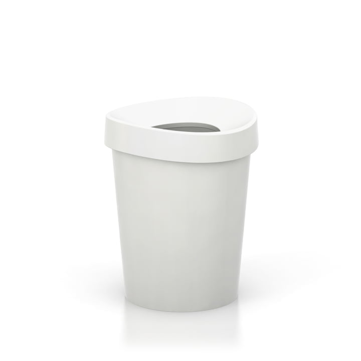Happy Bin, Small by Vitra in white
