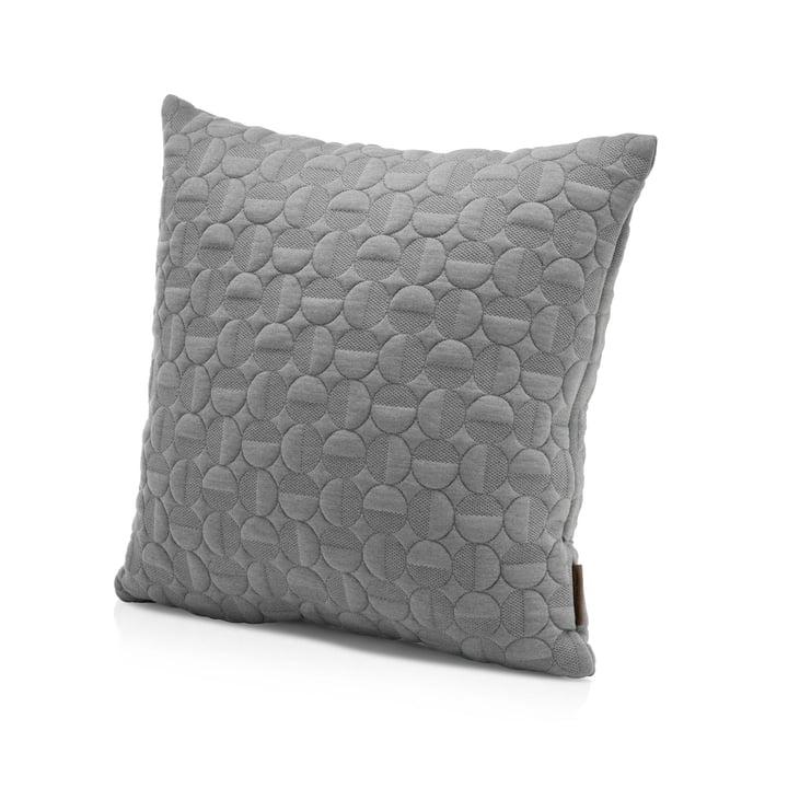 Vertigo Cushion 50 x 50 cm by Fritz Hansen in Light Grey