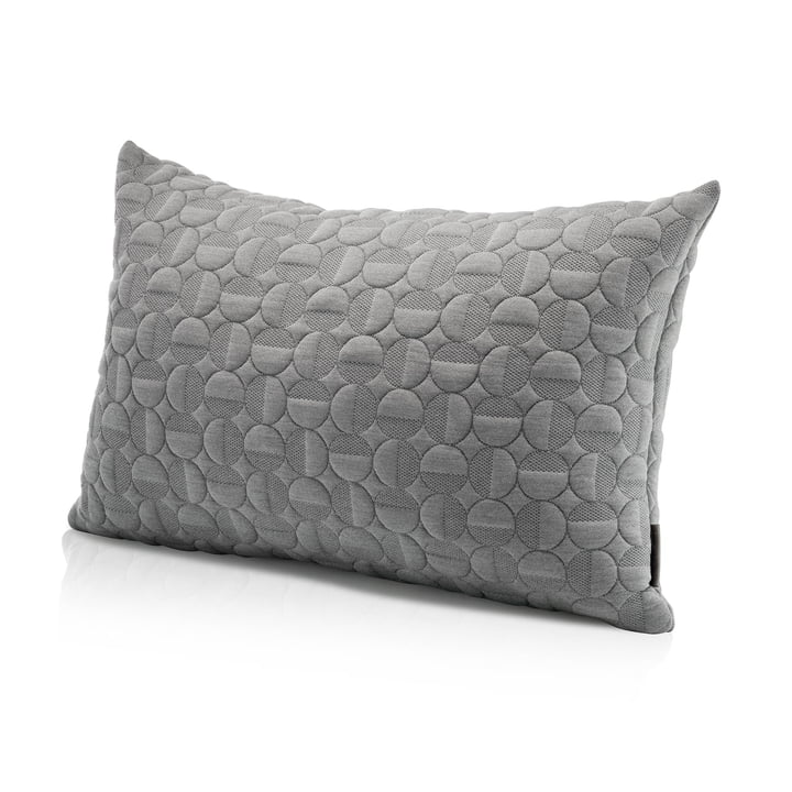 Vertigo Cushion 60 x 40 cm by Fritz Hansen in Light Grey