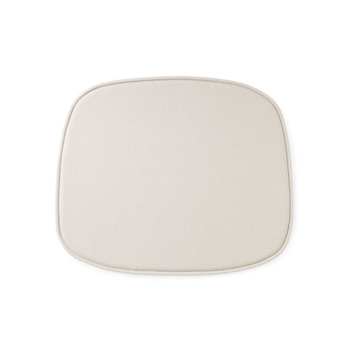 Seat Cushion for Form Chair by Normann Copenhagen in White