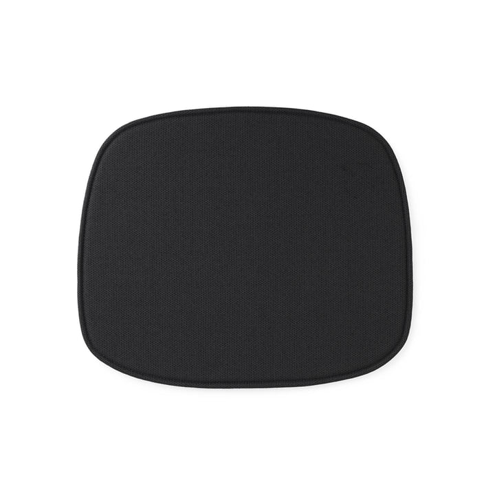 Seat Cushion for Form Chair by Normann Copenhagen in Black