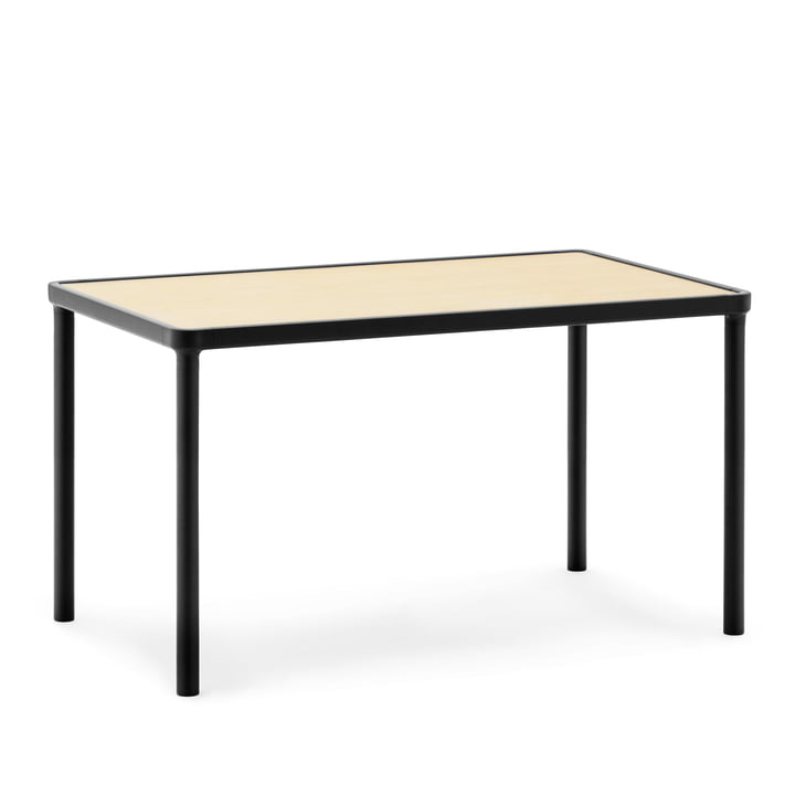 Case Coffee Table by Normann Copenhagen in Black