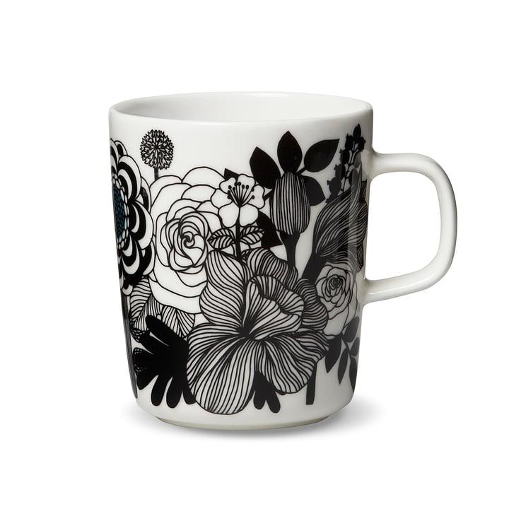 The Marimekko - Oiva Siirtolapuutarha cup with handle, 250 ml