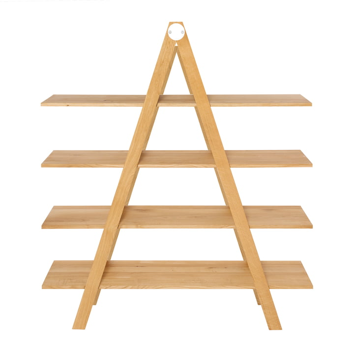 Raumgestalt - Ladder Shelf