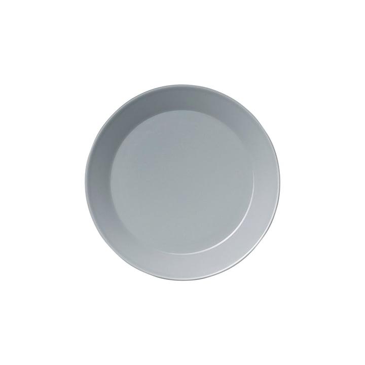 Iittala - Teema plate flat Ø 17 cm, pearl grey